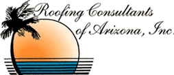 Roofing Consultants of Arizona, header logo